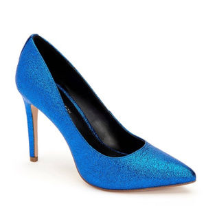 BCBGeneration Heidi Pump Electric Blue